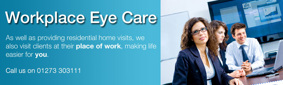 Workplace Eye Care